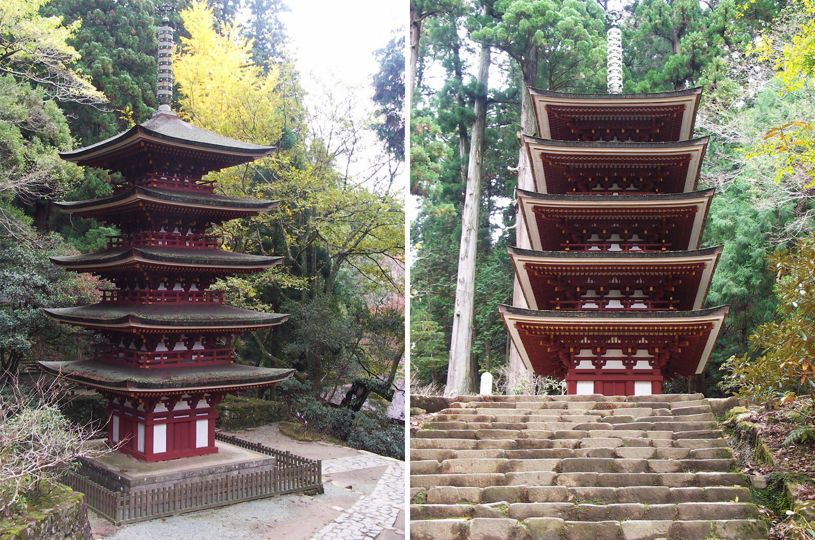 奈良の旅~室生寺