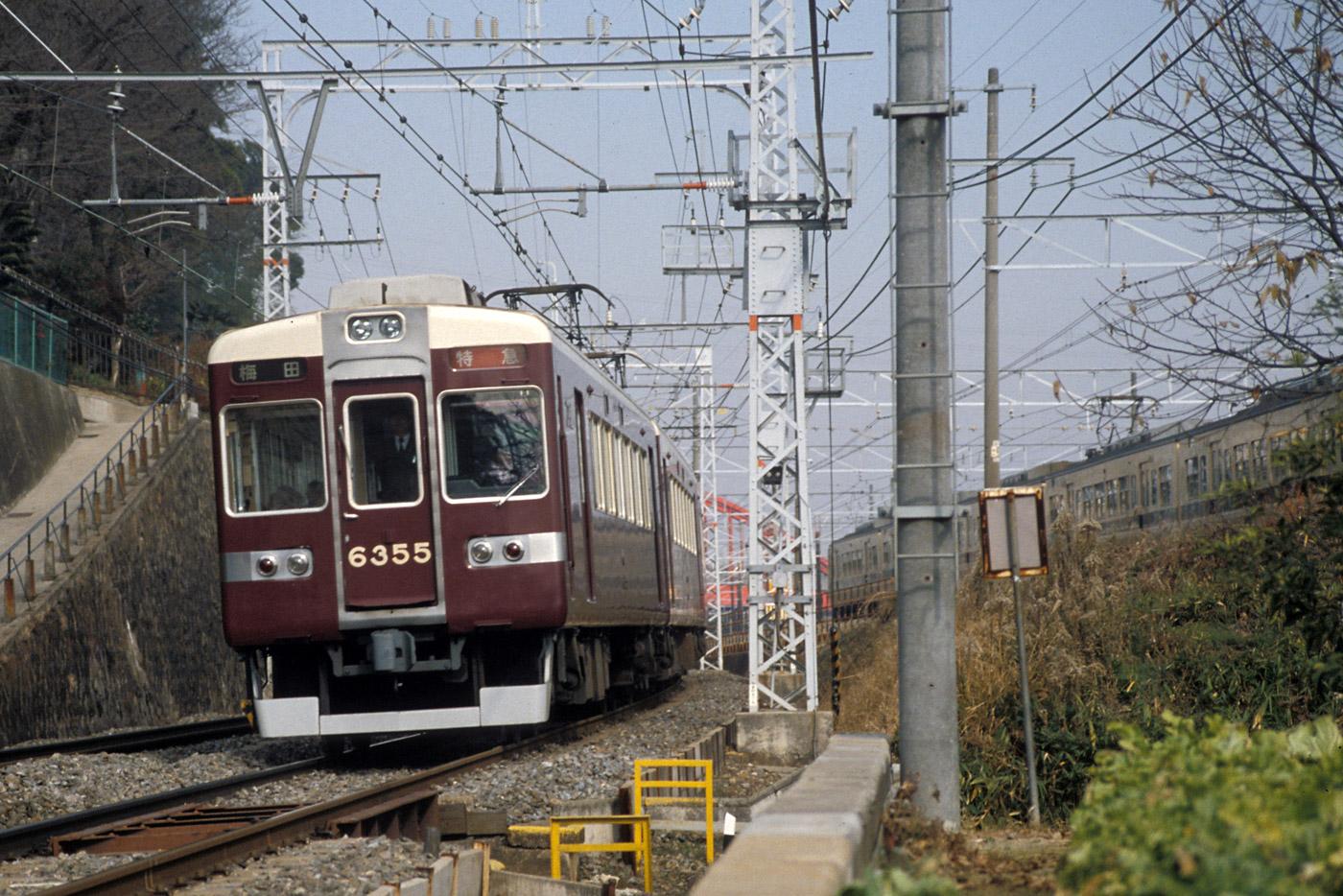 阪急6355F