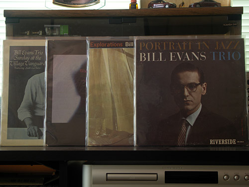 Bill Evans Riverside 4部作