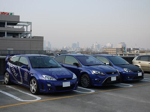 欧州フォードオフ2010 in 川崎
