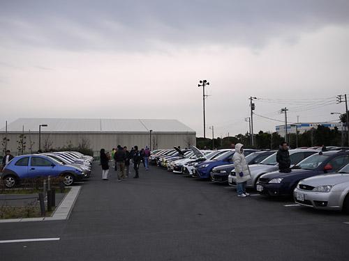 欧州フォードオフ 川崎