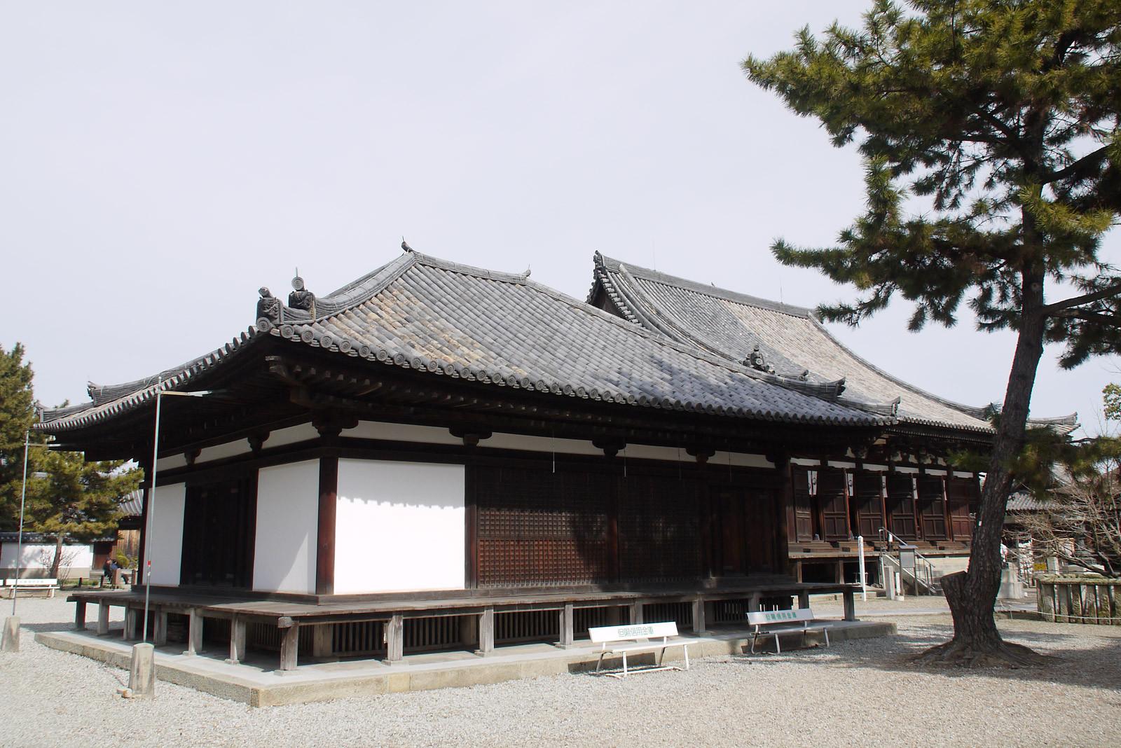 刀田山 鶴林寺〜太子堂