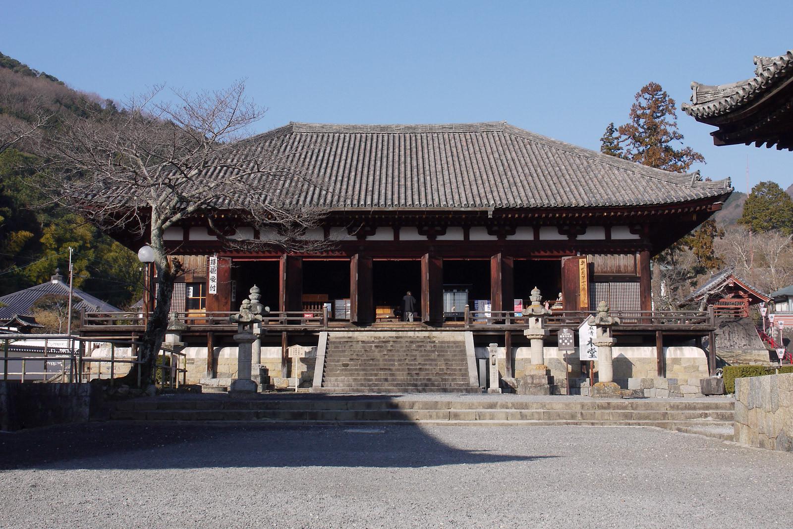 當麻寺 曼荼羅堂
