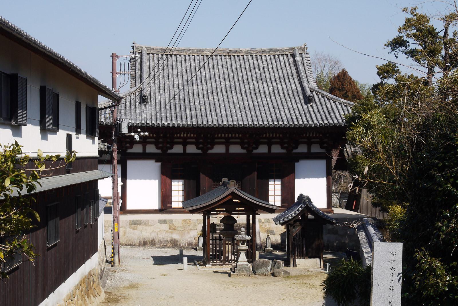 當麻寺の仏像たち