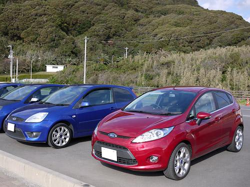 Ford Fiesta Mk7 Titanium