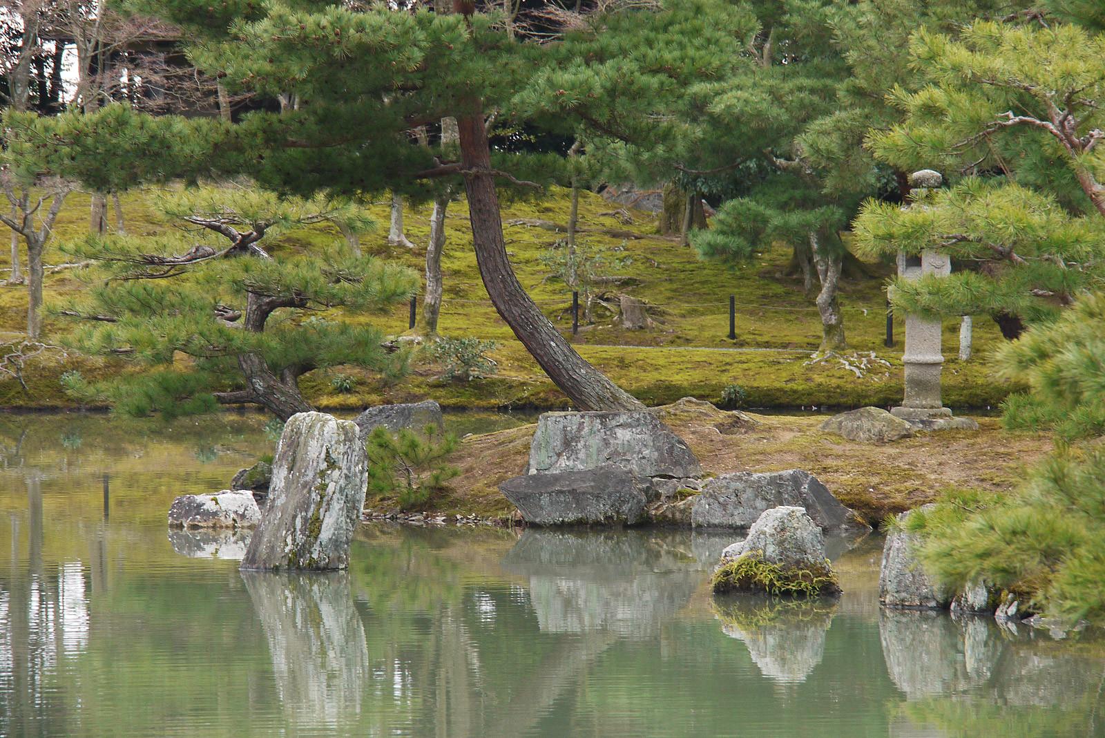 京都庭めぐりの旅 ~ 金閣寺