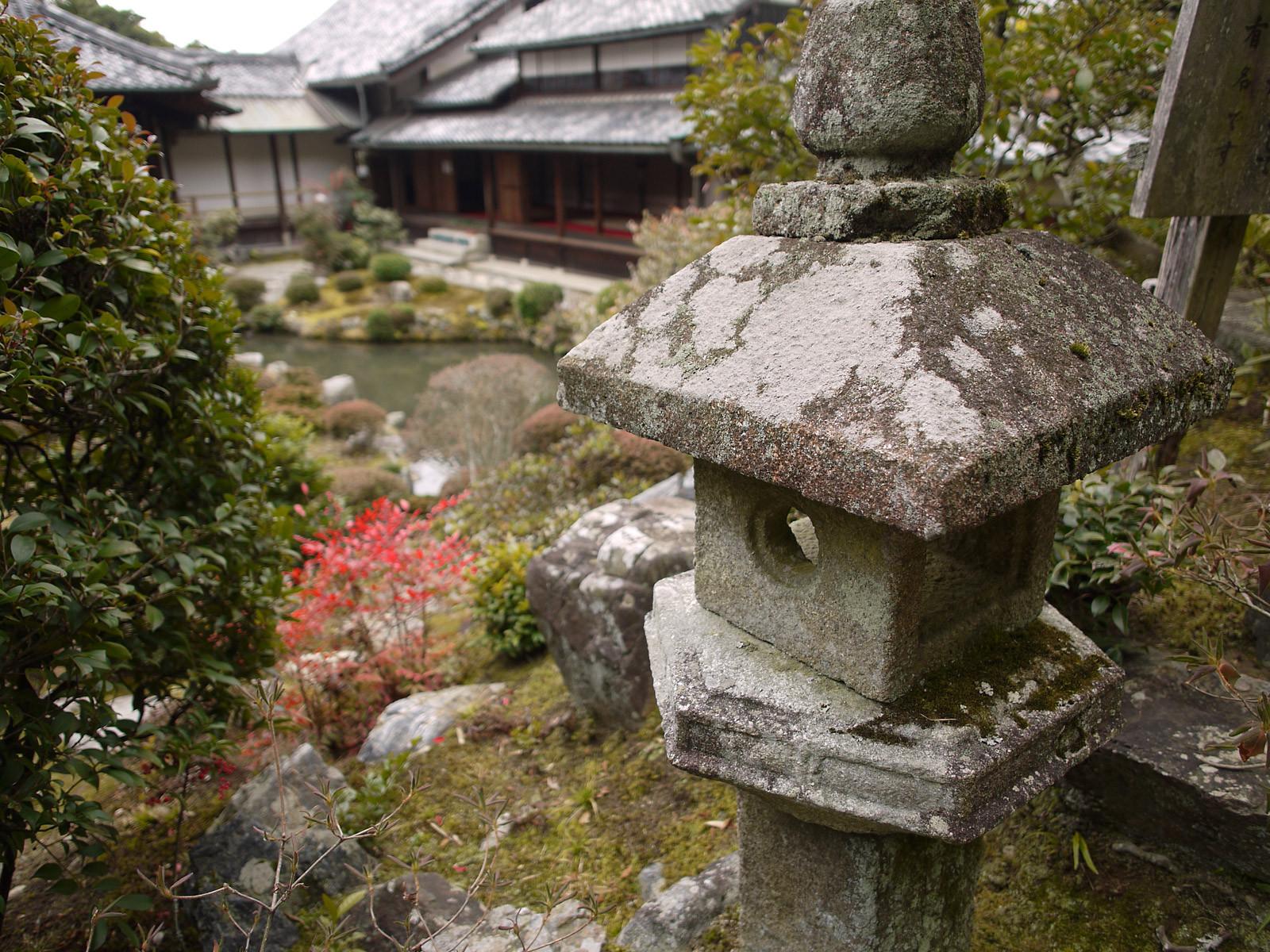 京都庭めぐりの旅 ~ 等持院