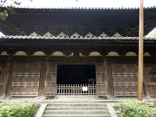 大徳寺 仏堂