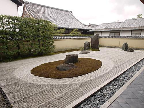 京都庭めぐりの旅 ~ 大徳寺 龍源院
