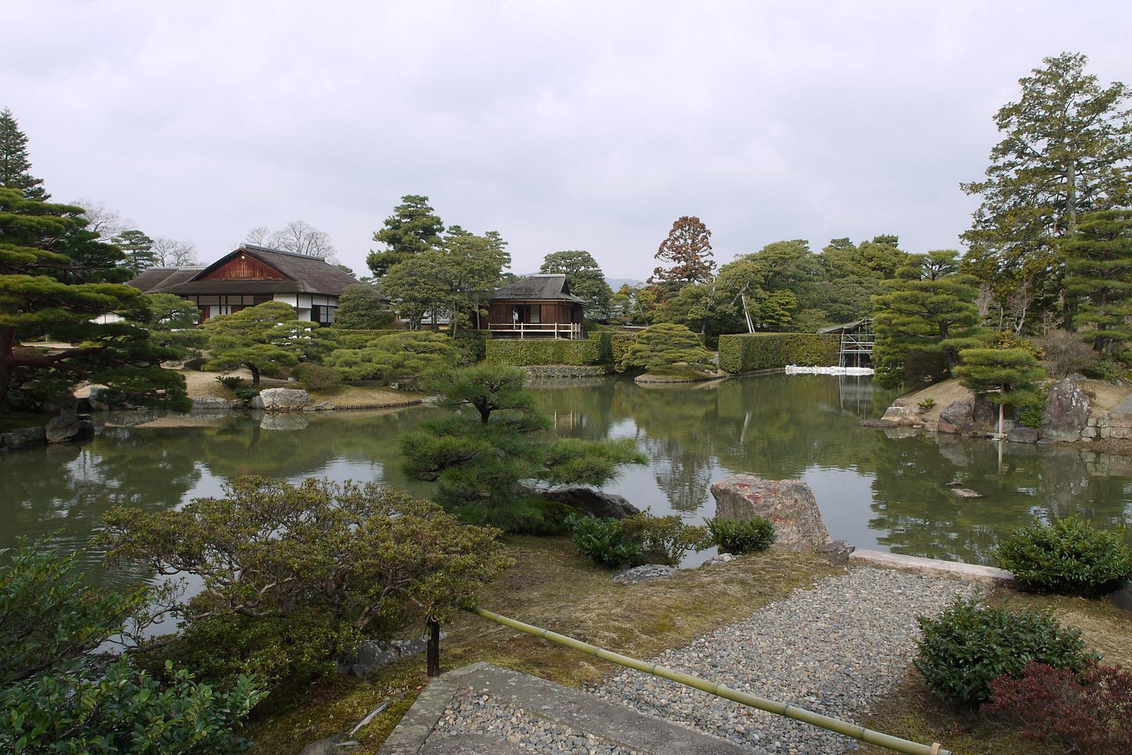 京都庭めぐりの旅 ~ 桂離宮