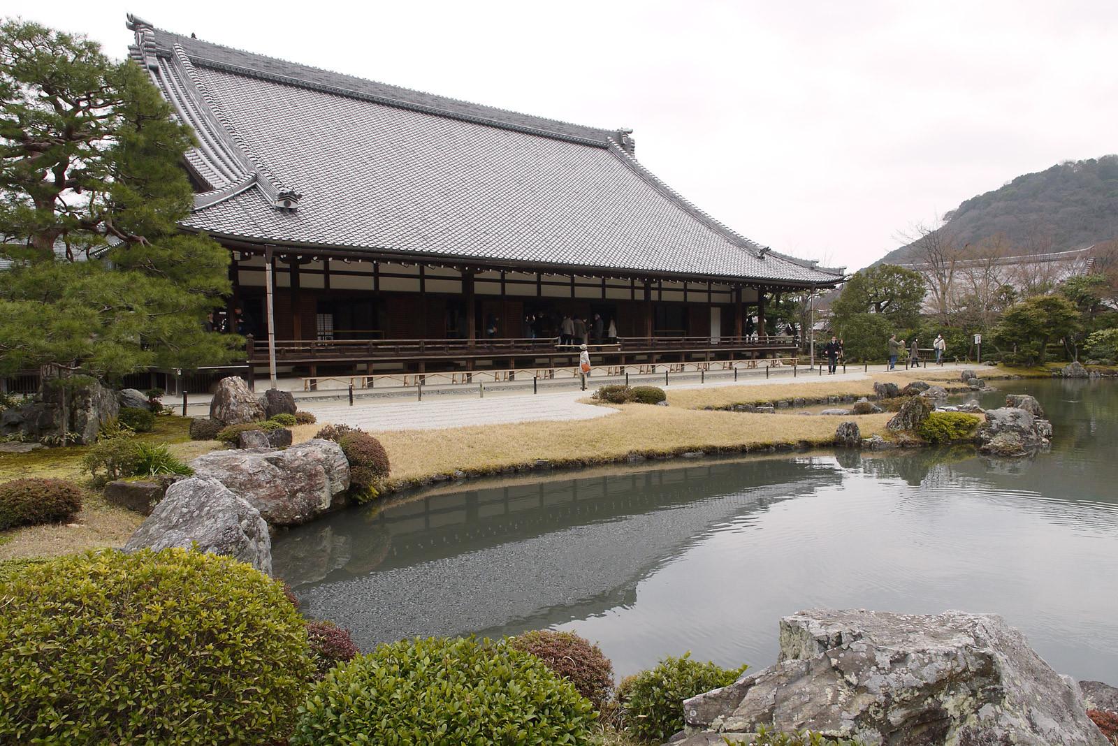 京都庭めぐりの旅 ~ 霊亀山 天龍寺
