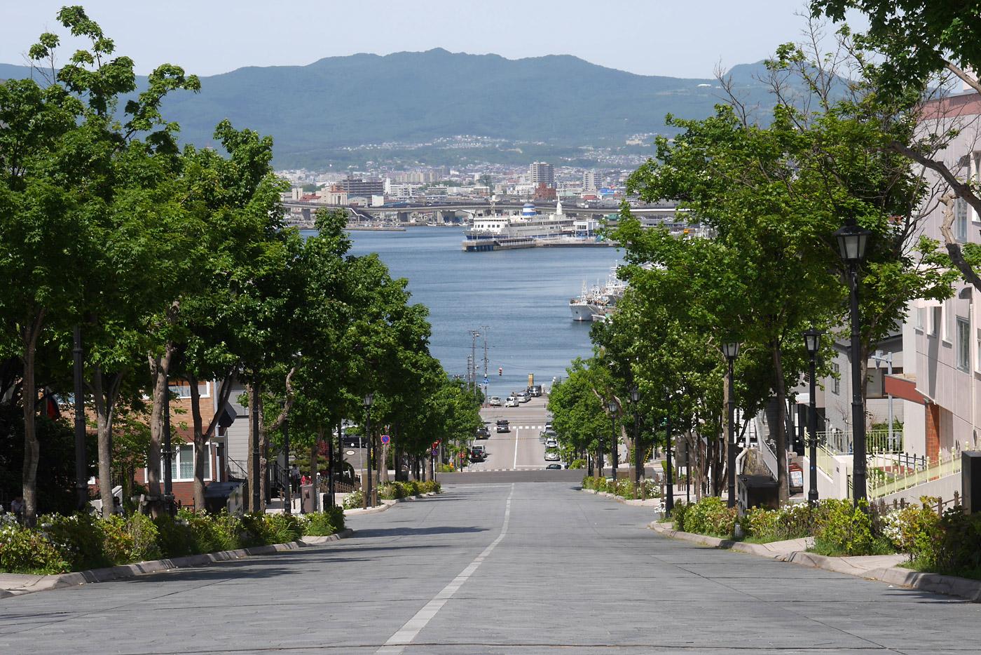 北斗星で帰る 函館真イカ&登別温泉の旅 8