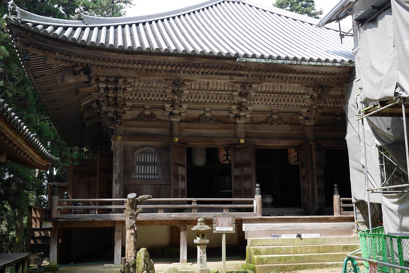 圓教寺 圓教寺はさらに奥の院がありますが、護法堂などは残念ながら修復工事中。そ... 書写山 圓