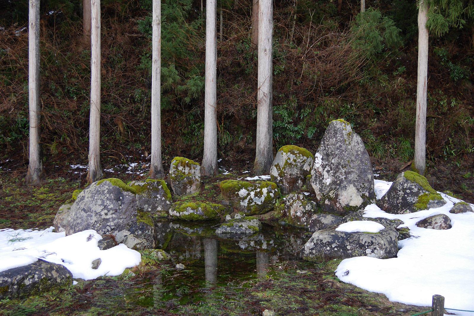 南陽寺跡庭園