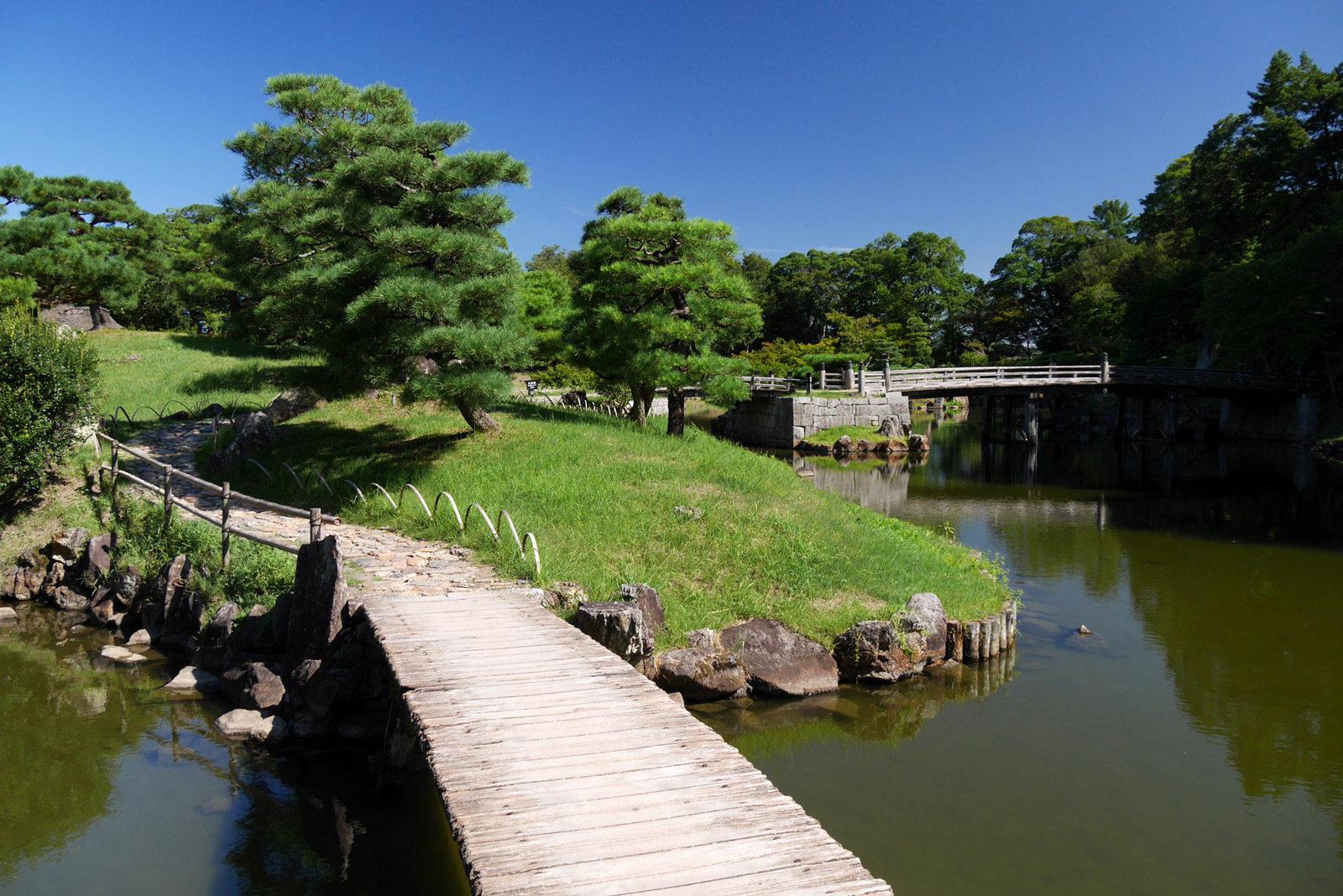 彦根城 玄宮園