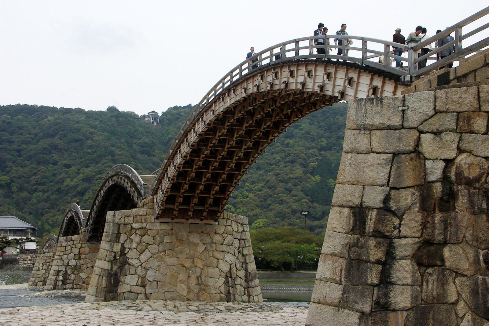 いざ、壇ノ浦 その四「錦帯橋」