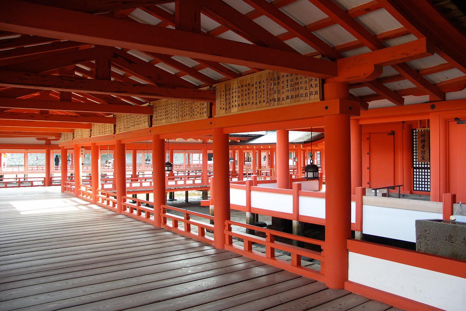厳島神社 20景