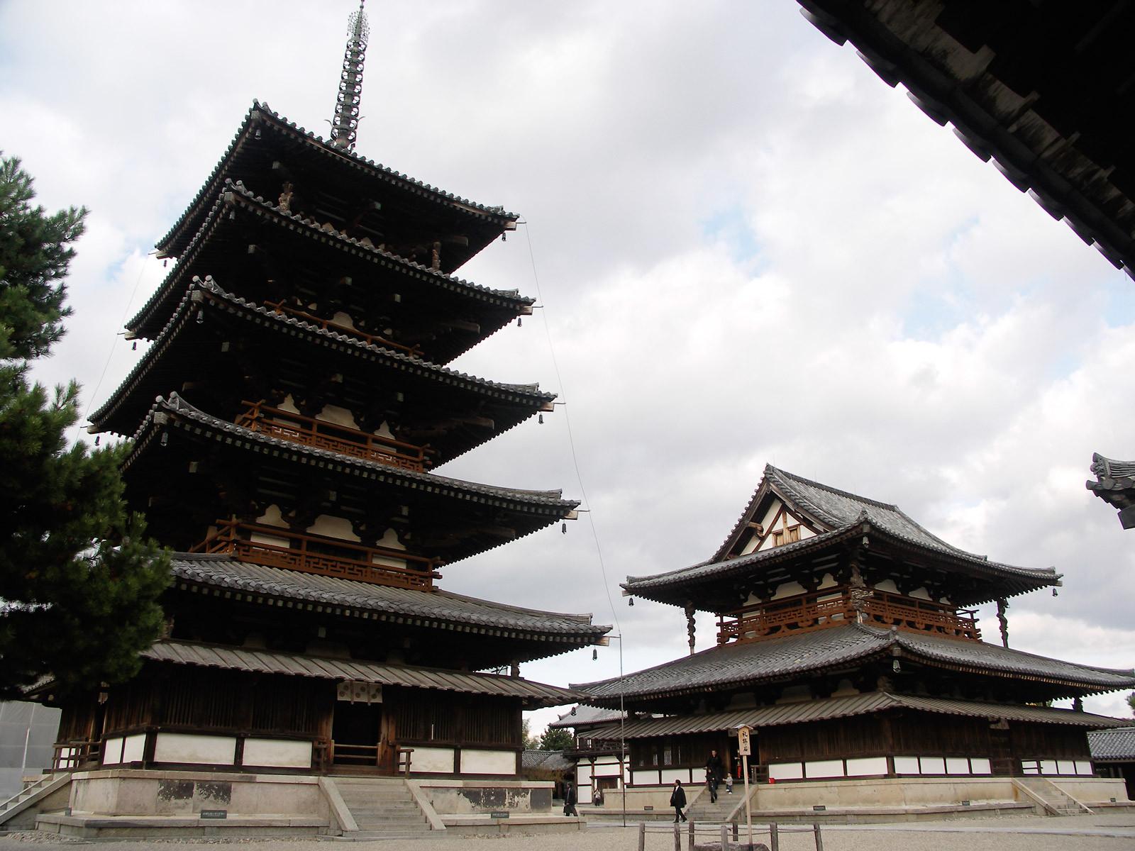 奈良の旅~法隆寺
