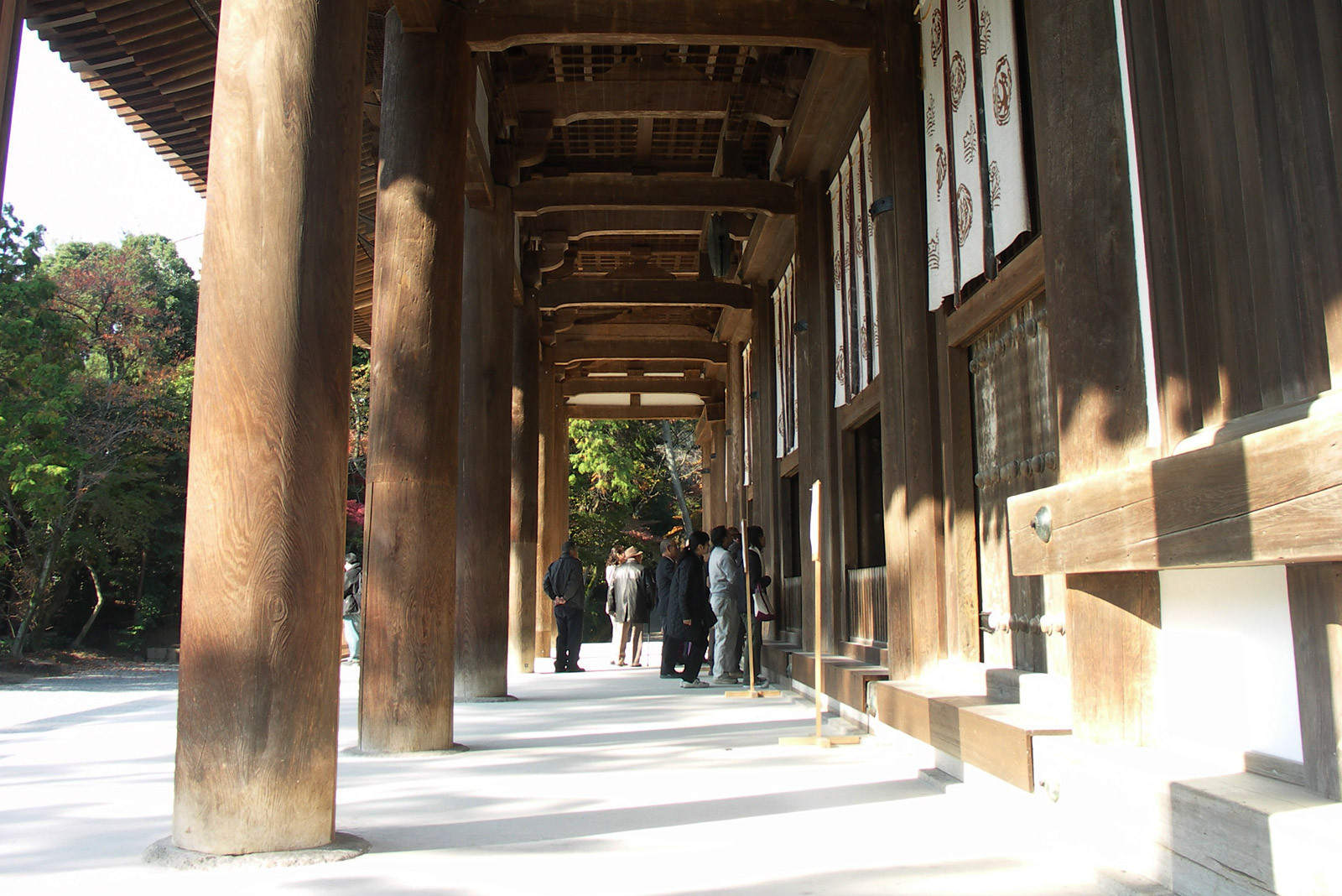 奈良の旅~唐招提寺