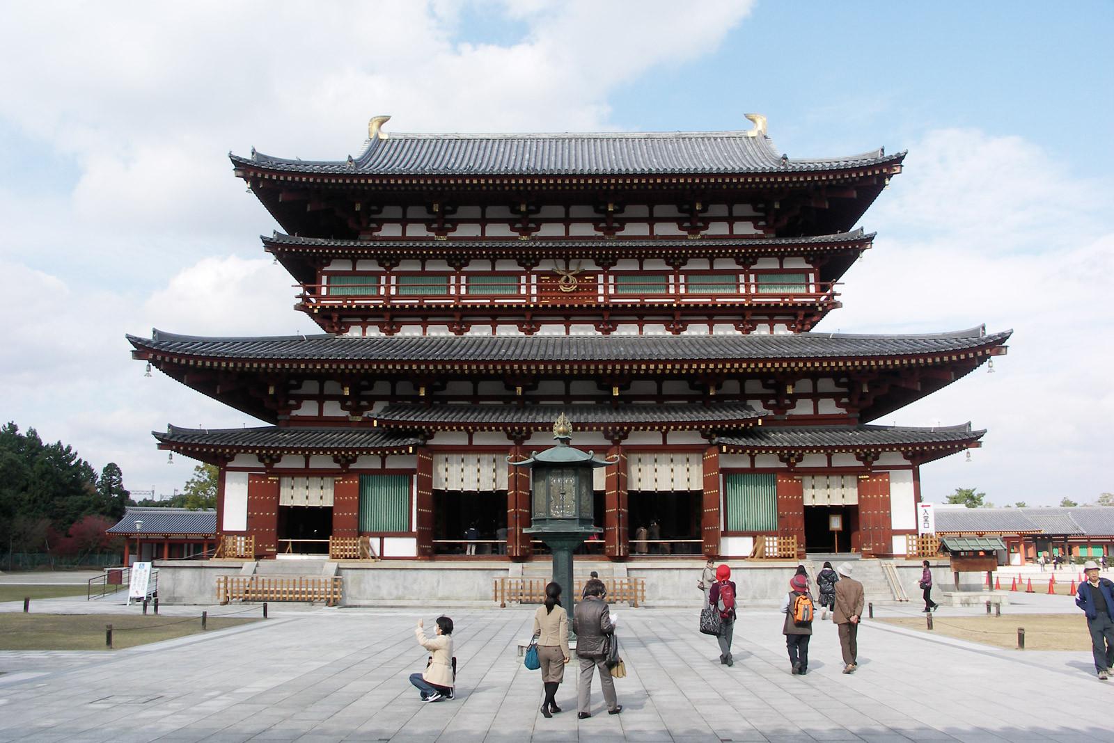 奈良の旅~薬師寺2