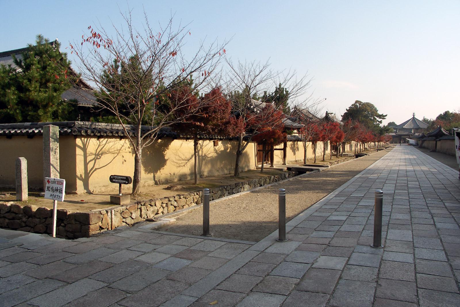 奈良の旅~法隆寺2