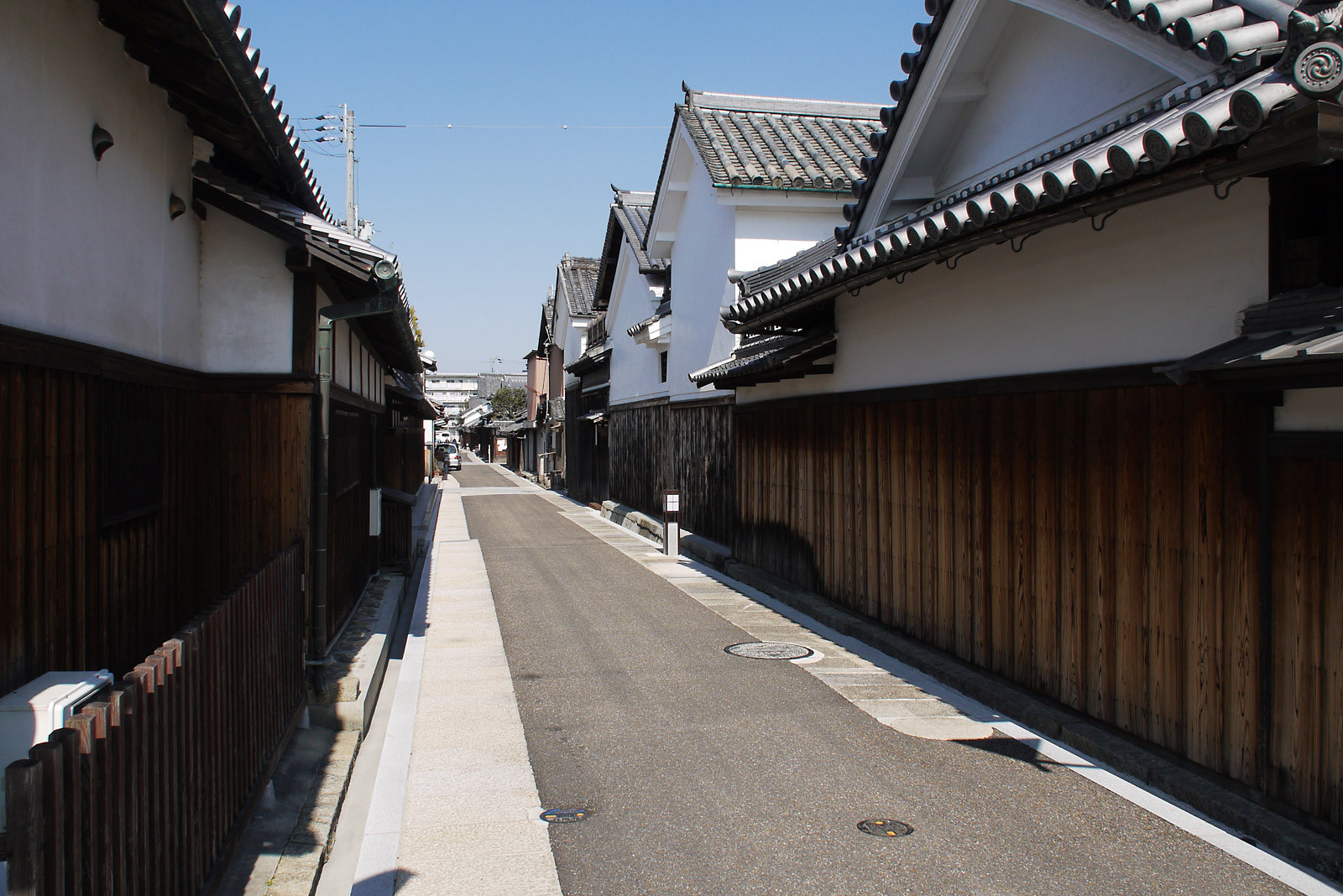 富田林 寺内町