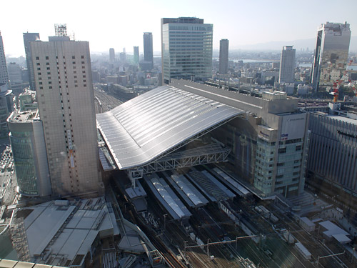 ニュー大阪駅