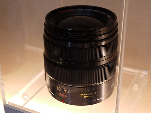 Panasonic 12-35mm F2.8