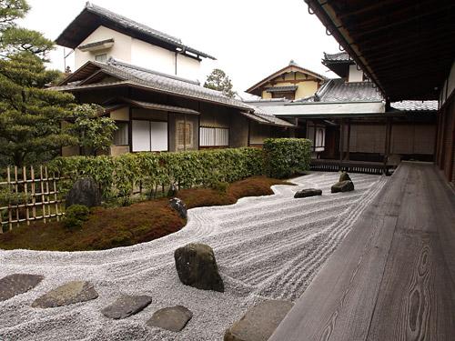 京都庭めぐりの旅 大徳寺瑞峯院