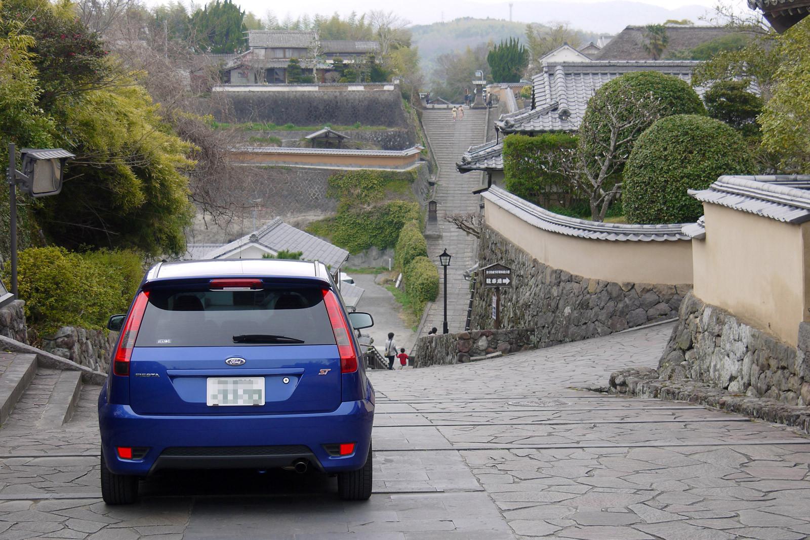 九州Drive! 〜 大分県の古い街並を繋いで