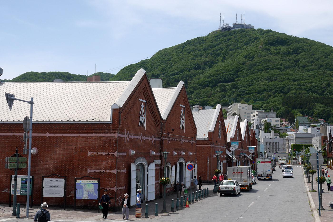函館レンガ倉庫