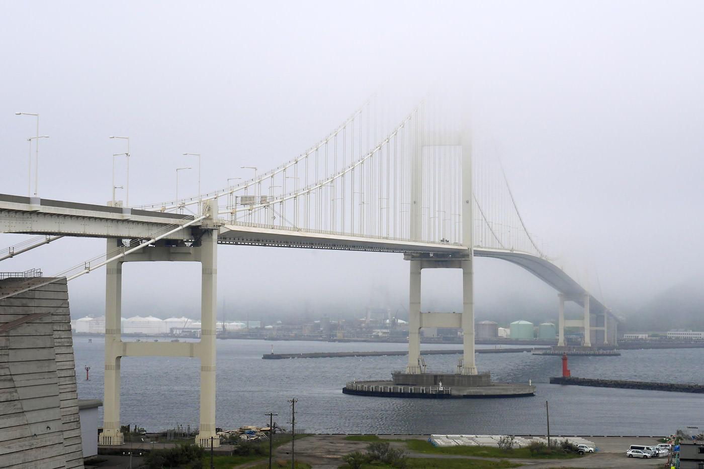 室蘭 白鳥大橋