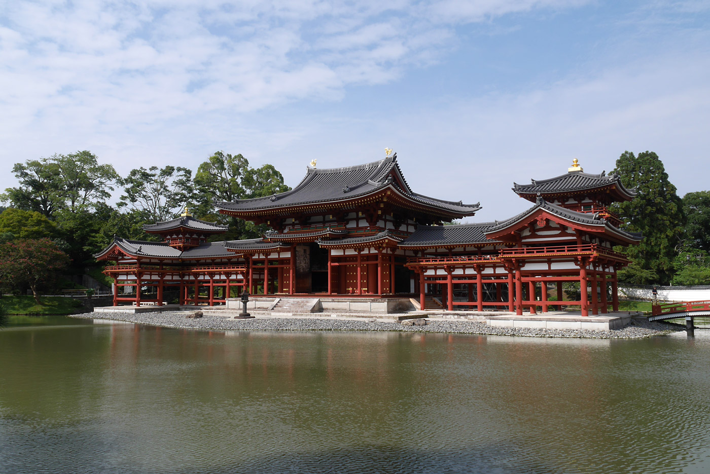 平等院と姫路城、創建時の姿に酔いしれる