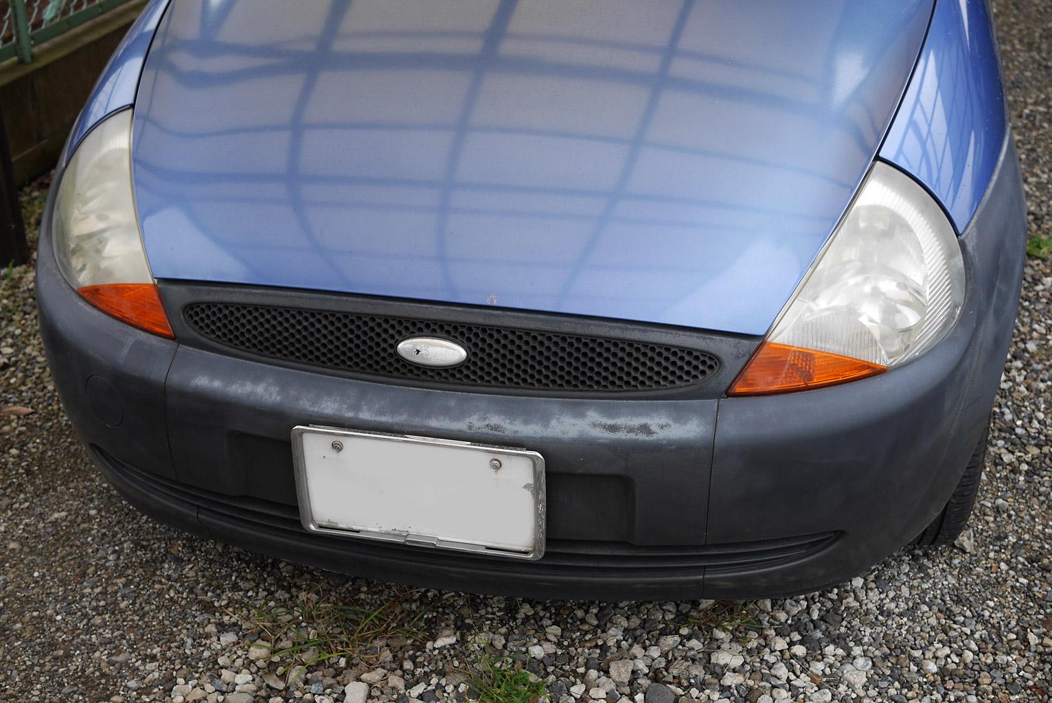 フォードKa 16年目のリフレッシュ
