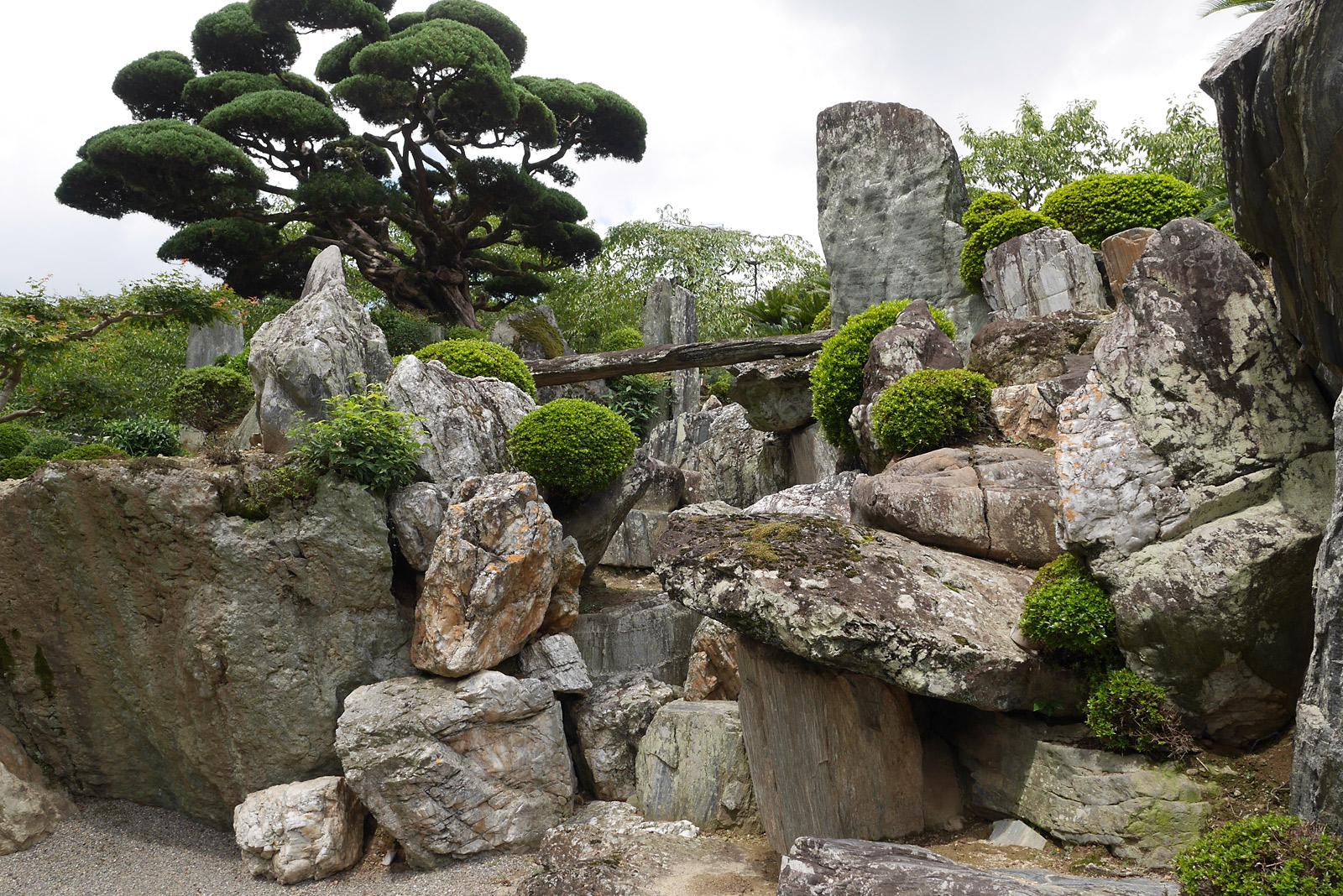 粉河寺 庭園