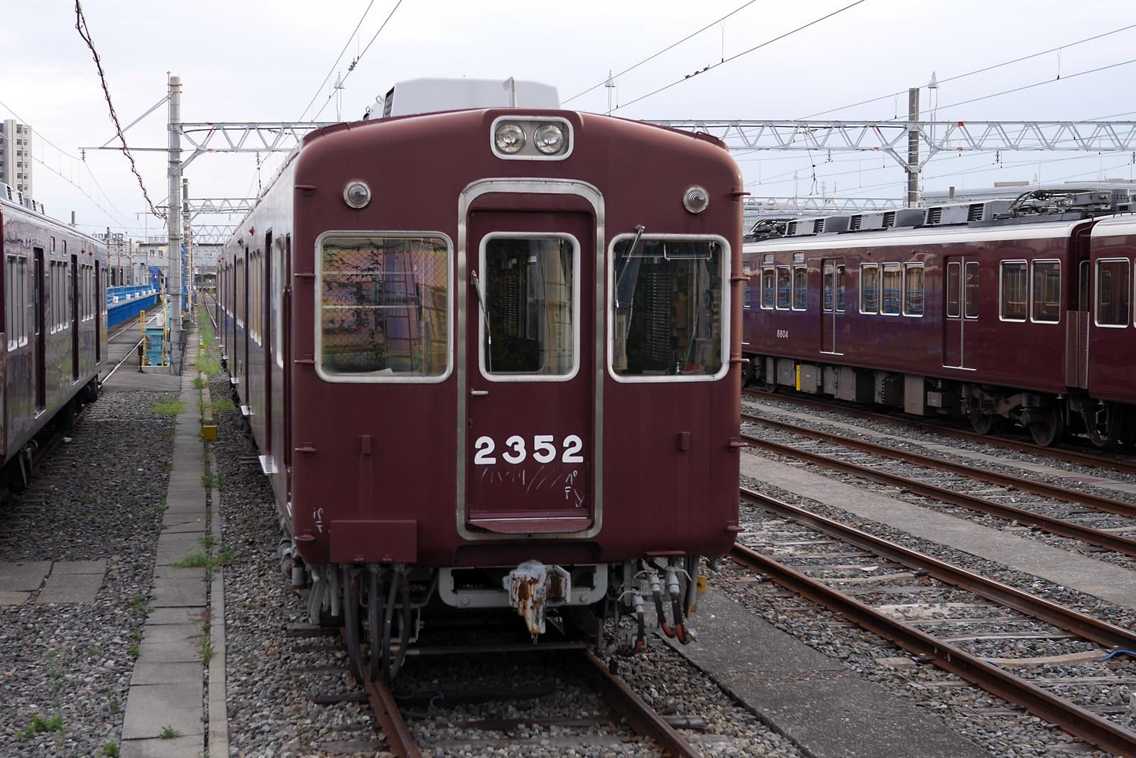 引退した2300系から、阪急電車の魅力を振り返る