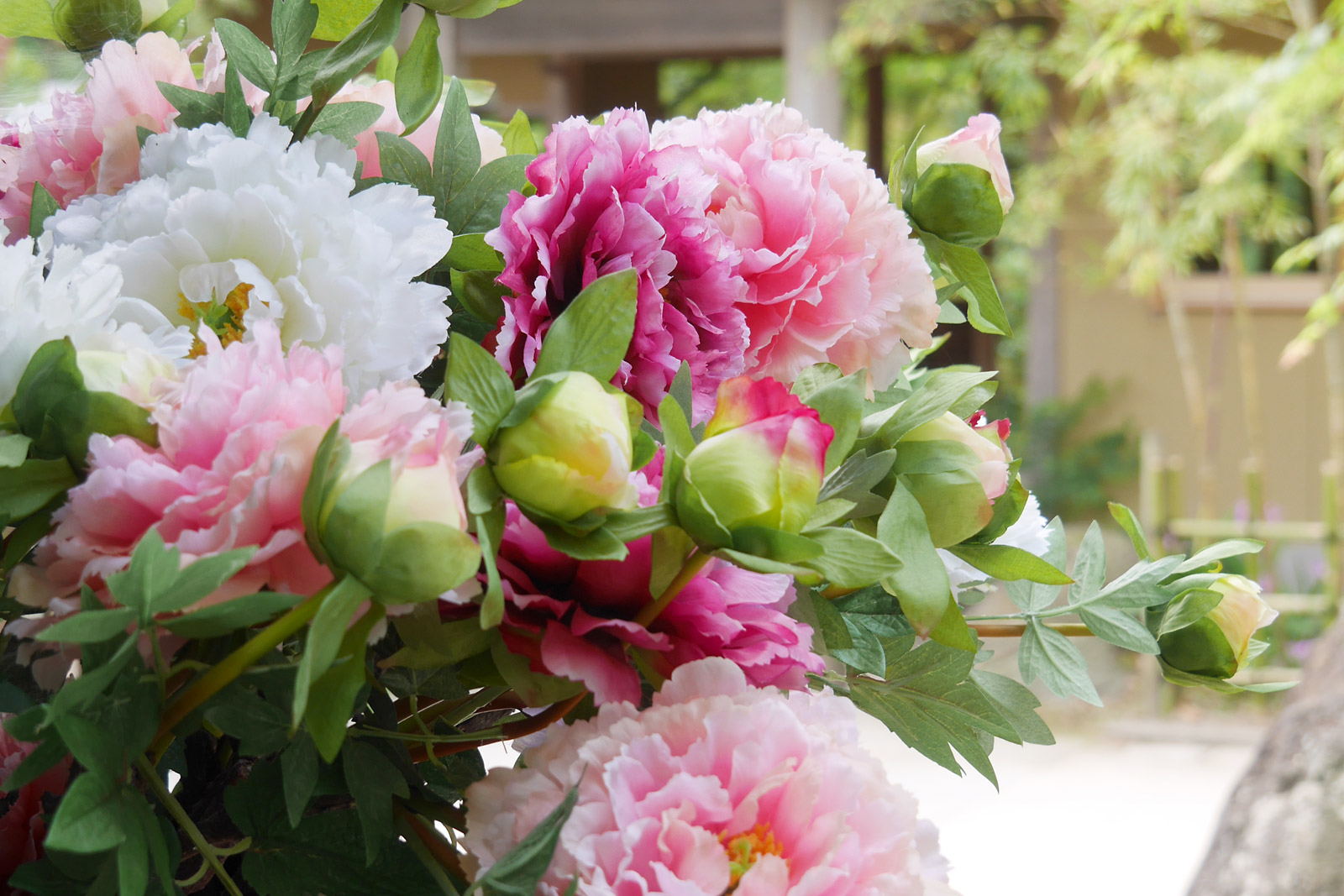 花と国宝で松江を堪能