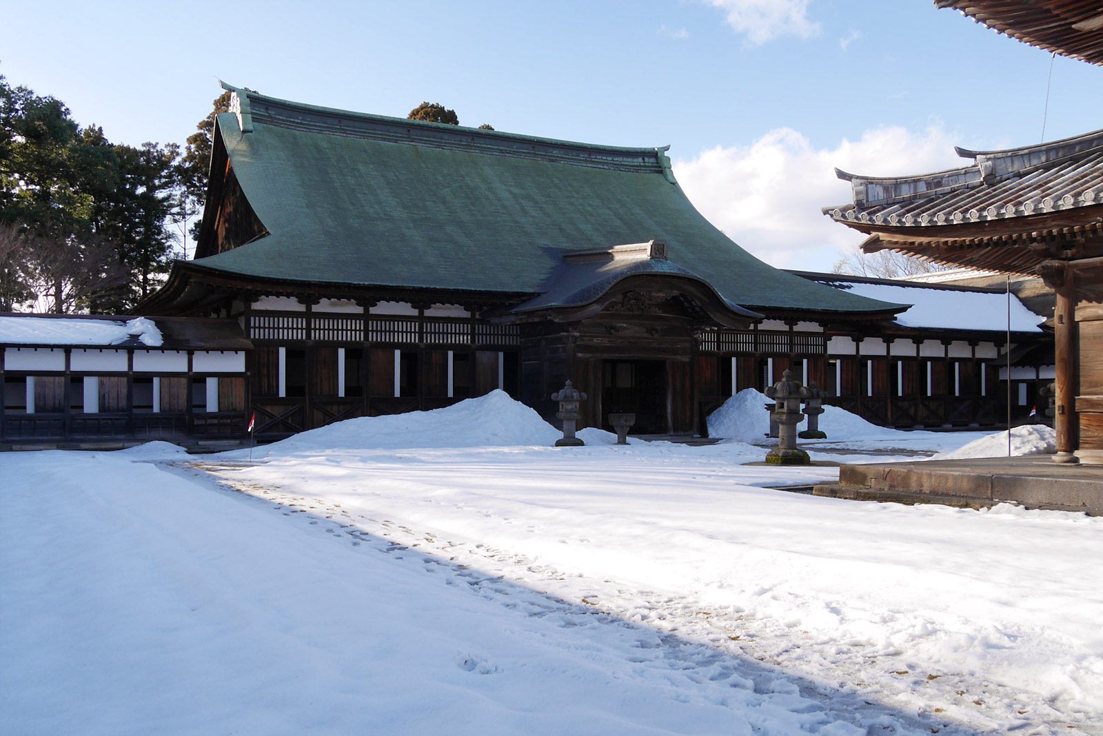 高岡山 瑞龍寺
