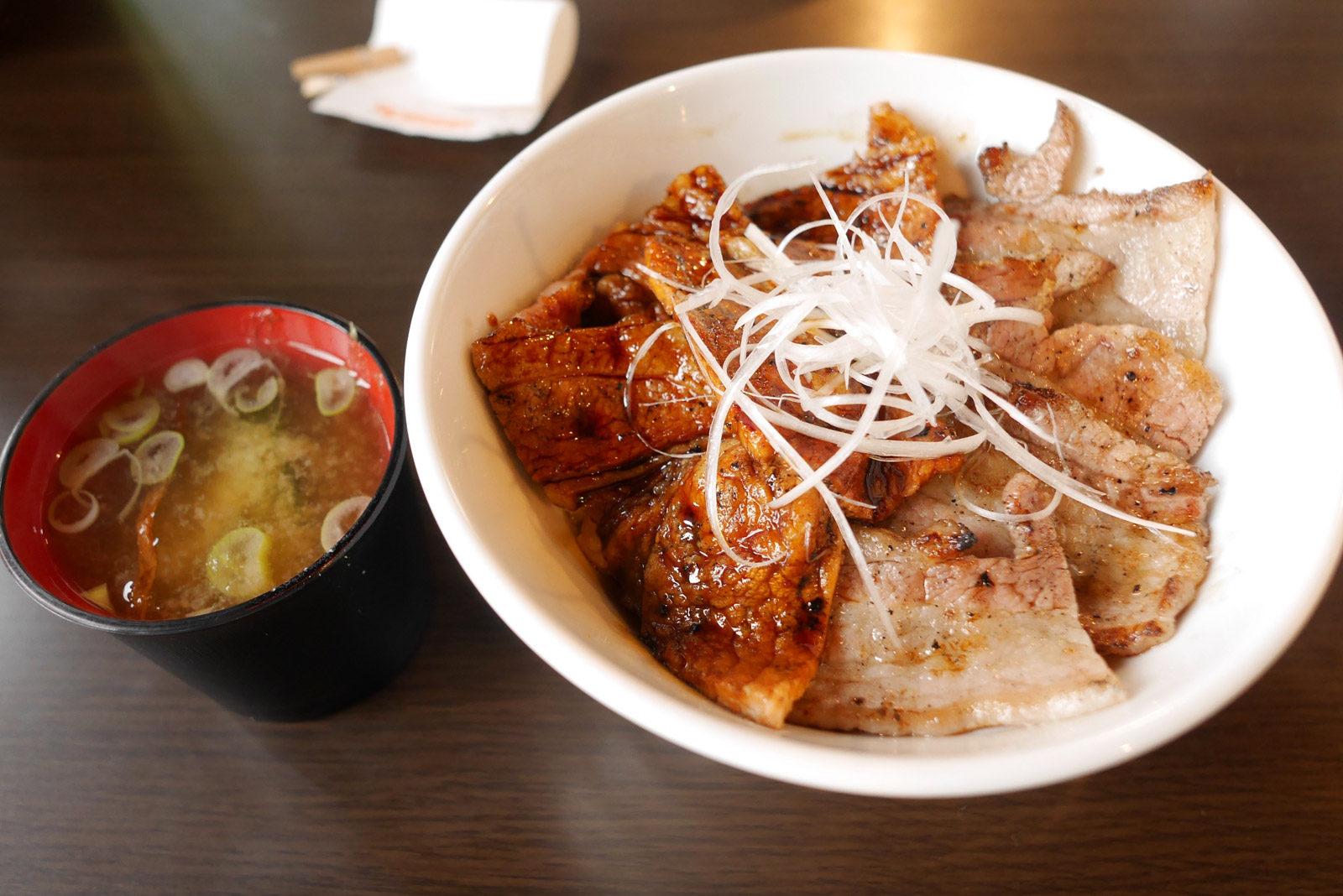 豚丼 MURA