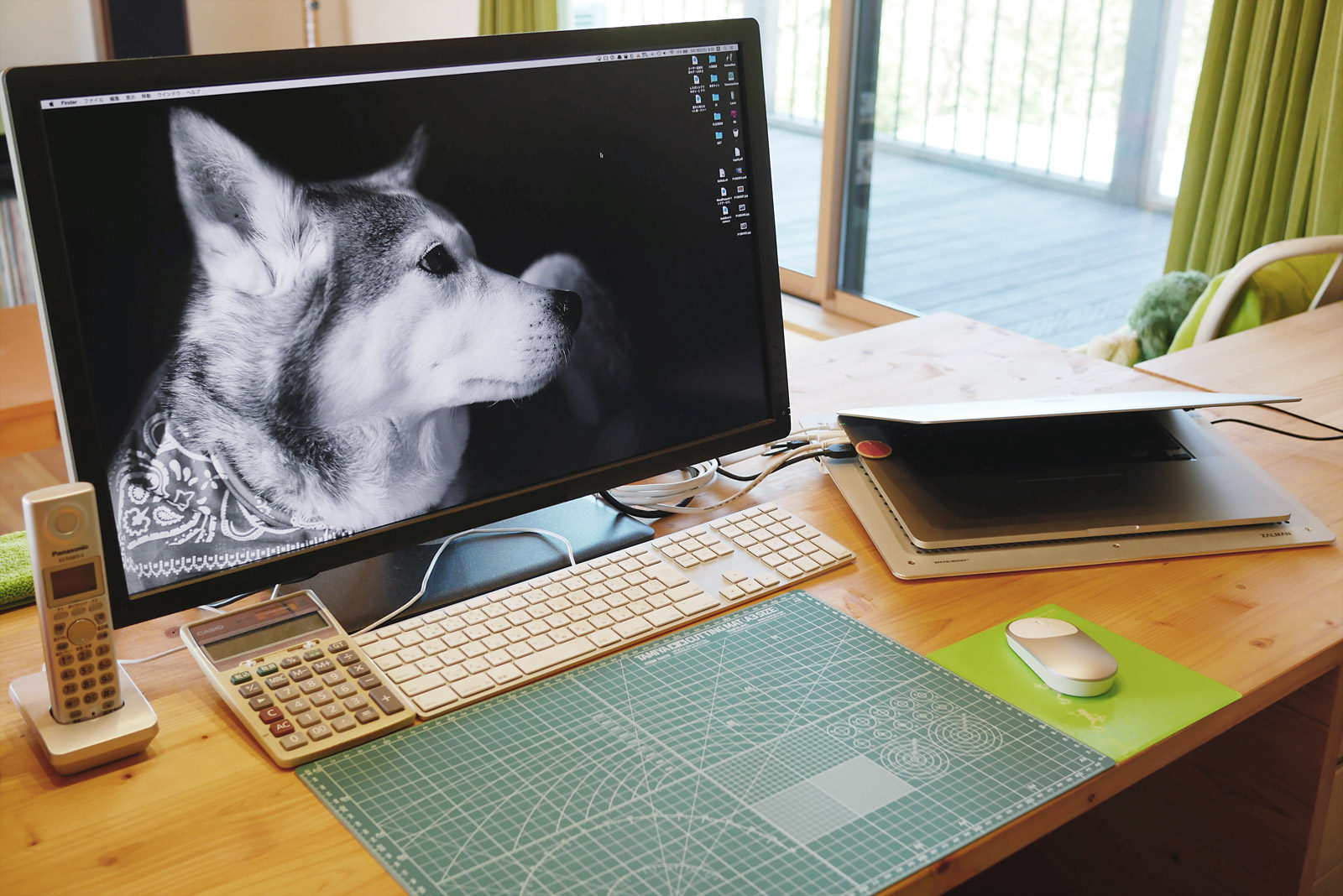 Macbook pro (late2013) バッテリー膨張