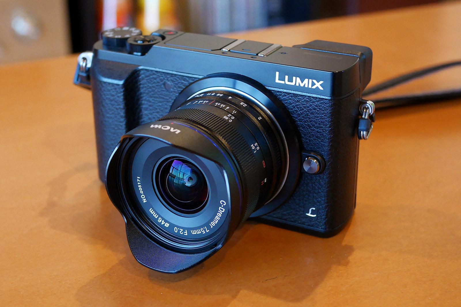 はじめての中華レンズ LAOWA 7.5mm/F2 MFT