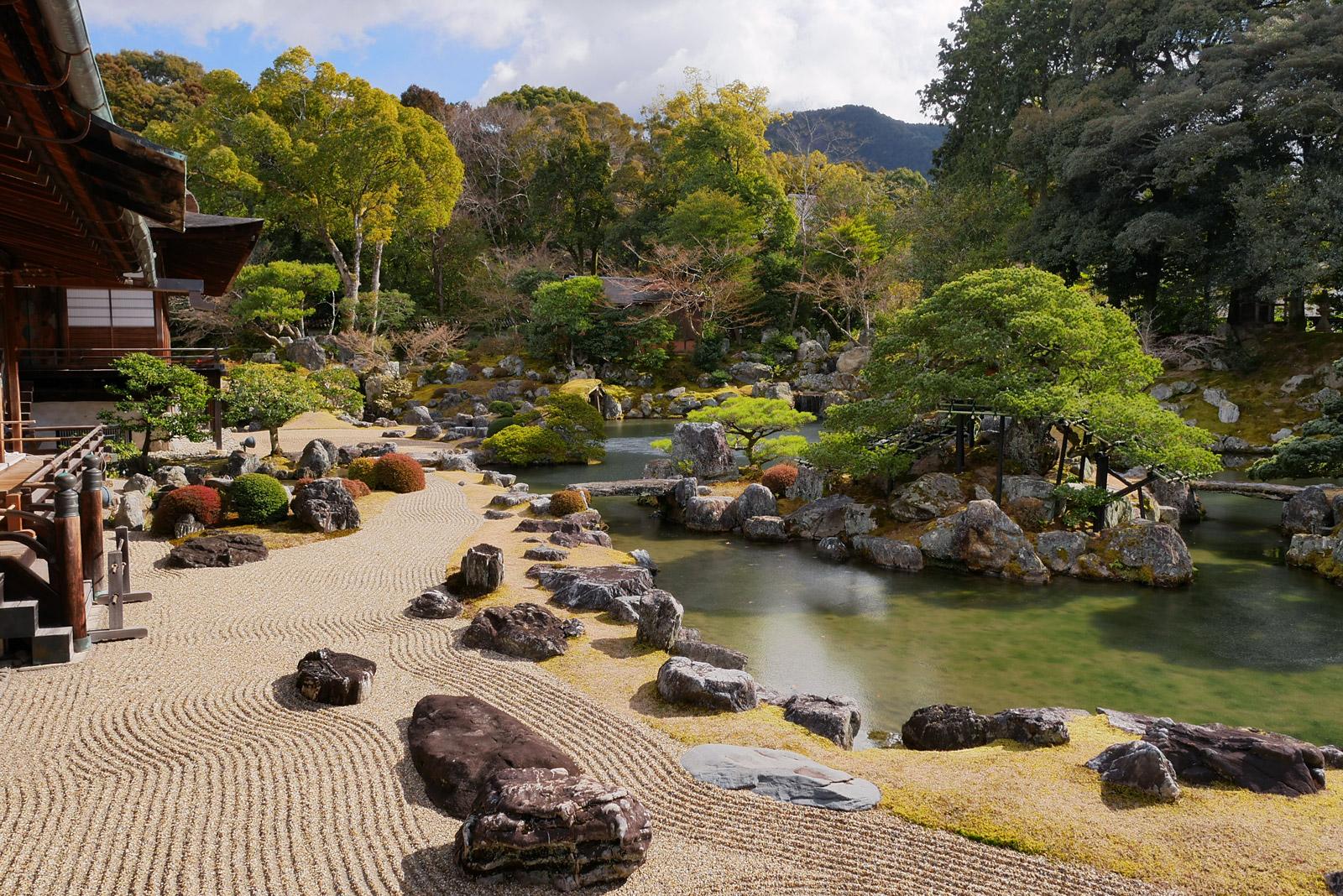 冬の京都三景 醍醐寺三宝院