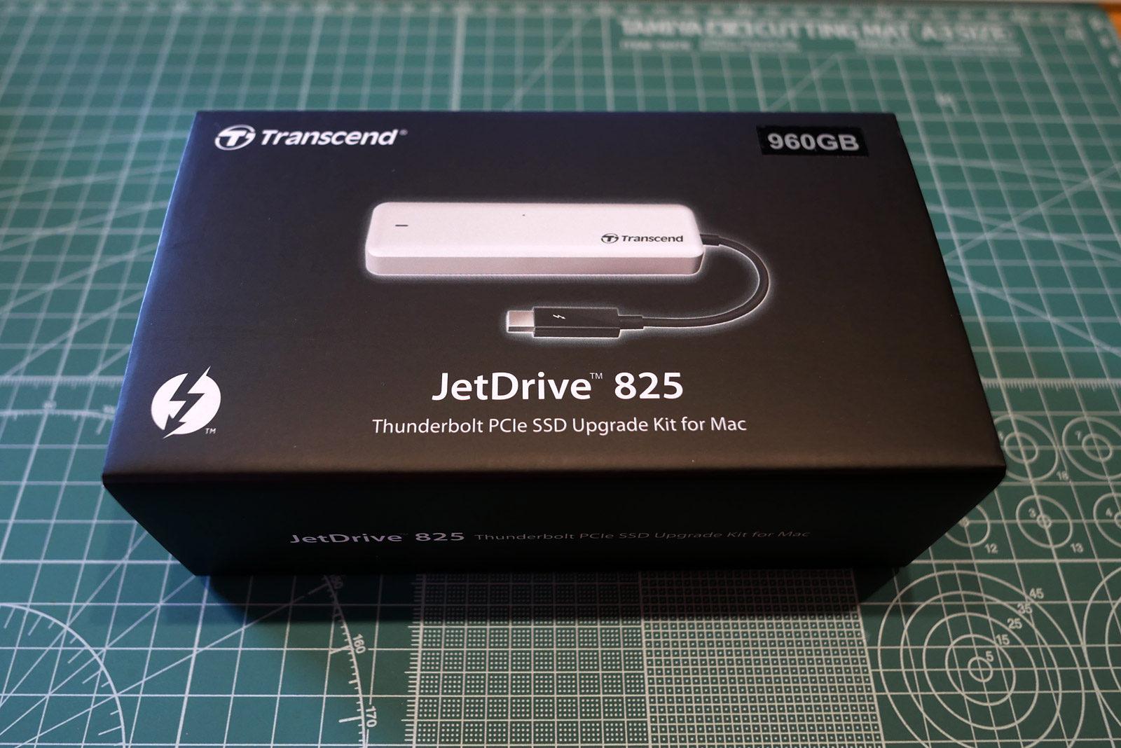 JetDrive 825