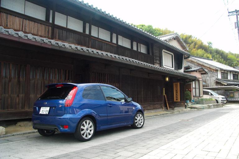 室津(兵庫県たつの市)