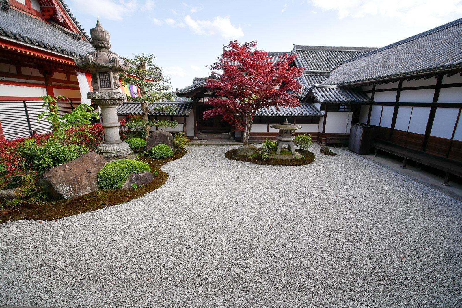 浄土寺 方丈庭園