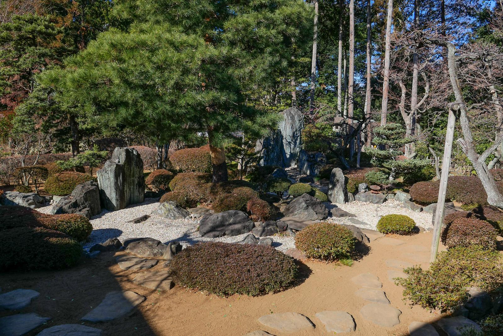 川越大師 喜多院庭園