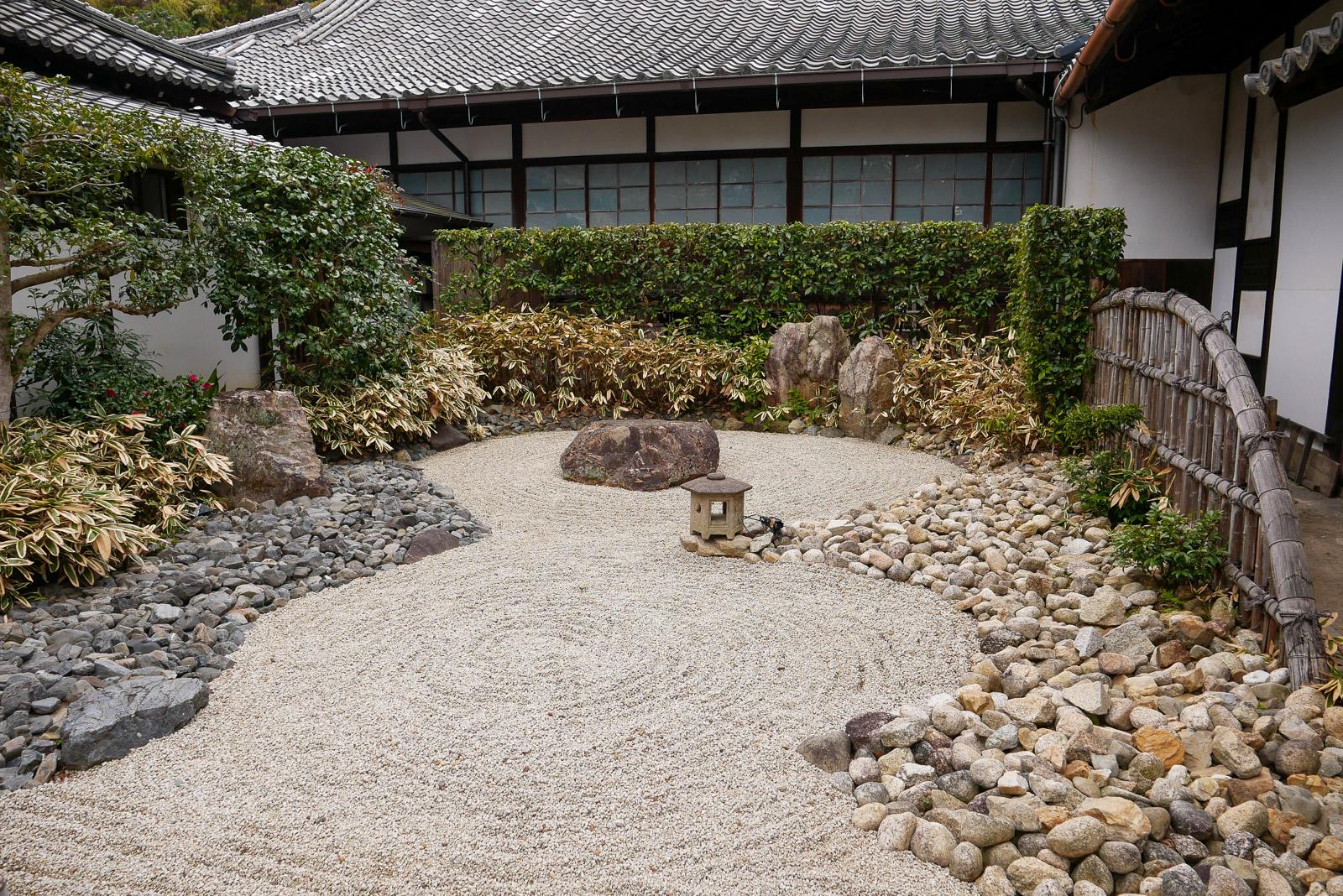 龍のいる庭 青蓮院庭園