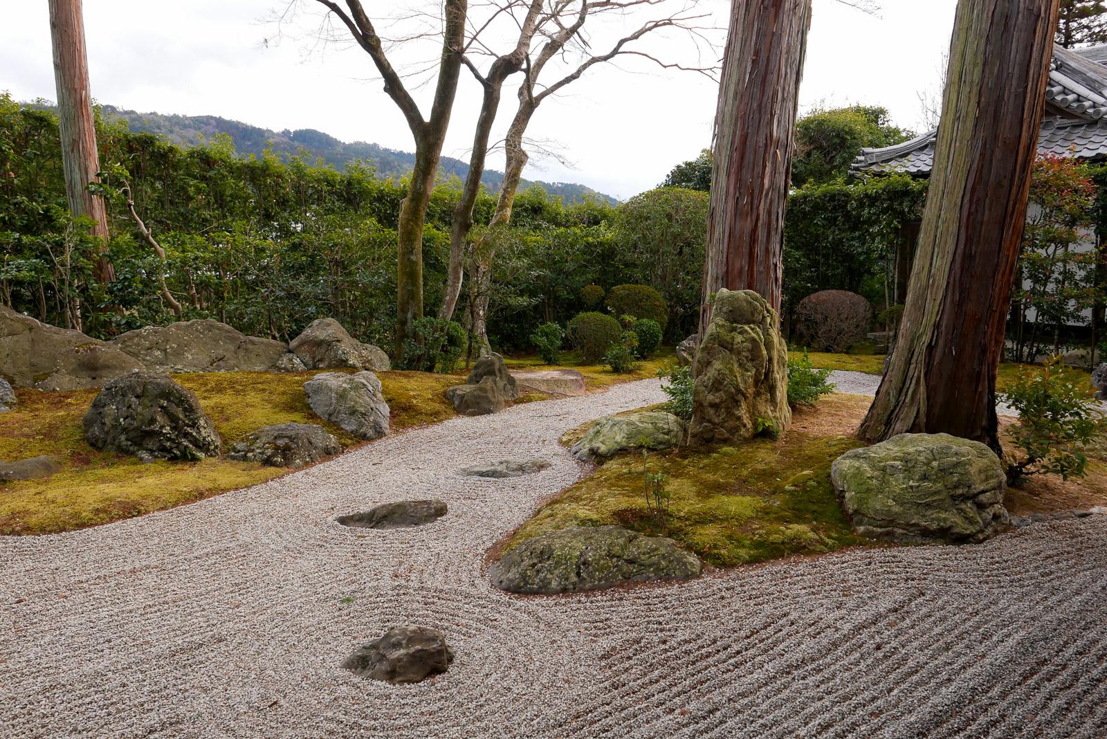 真如堂 涅槃の庭