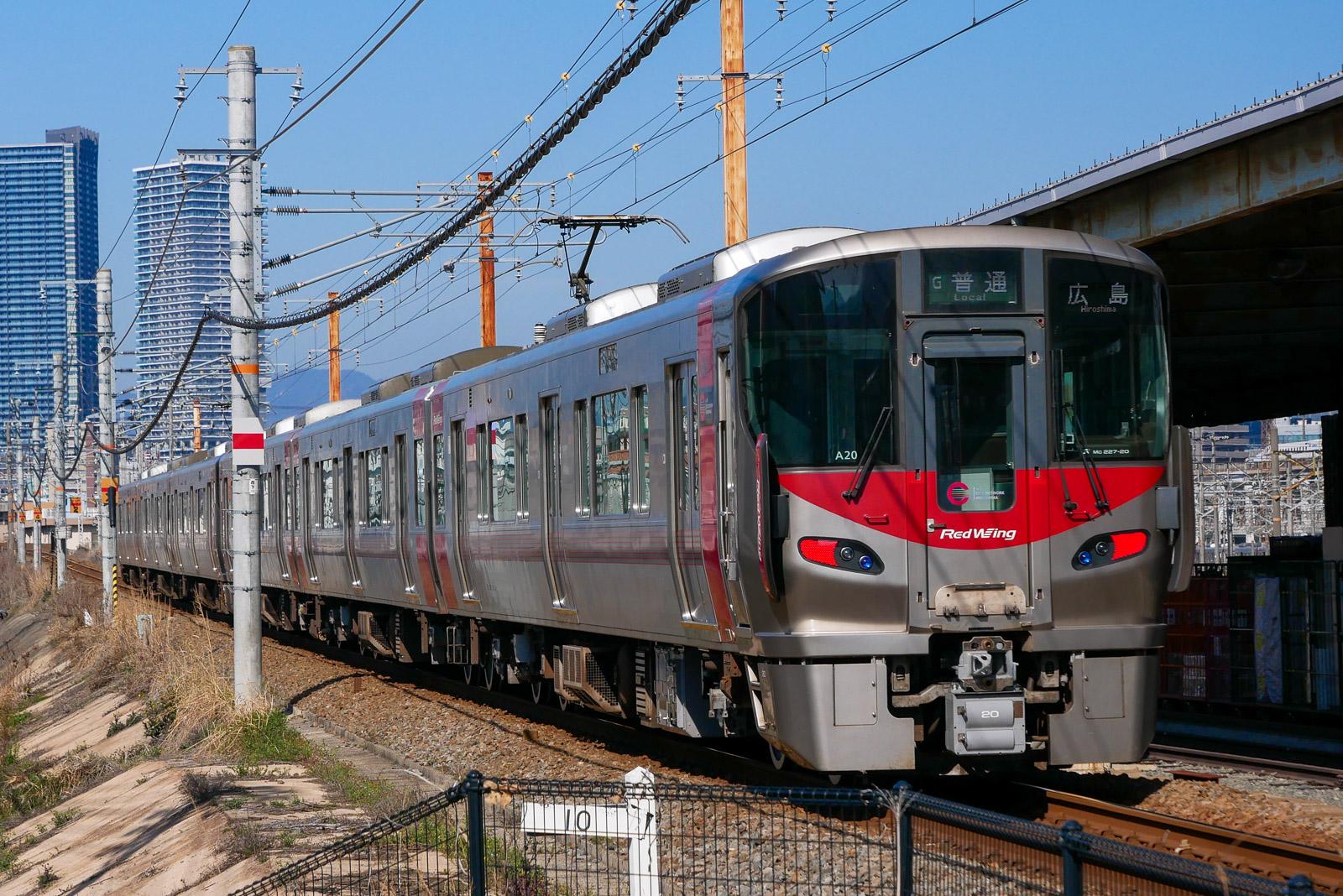 227系電車