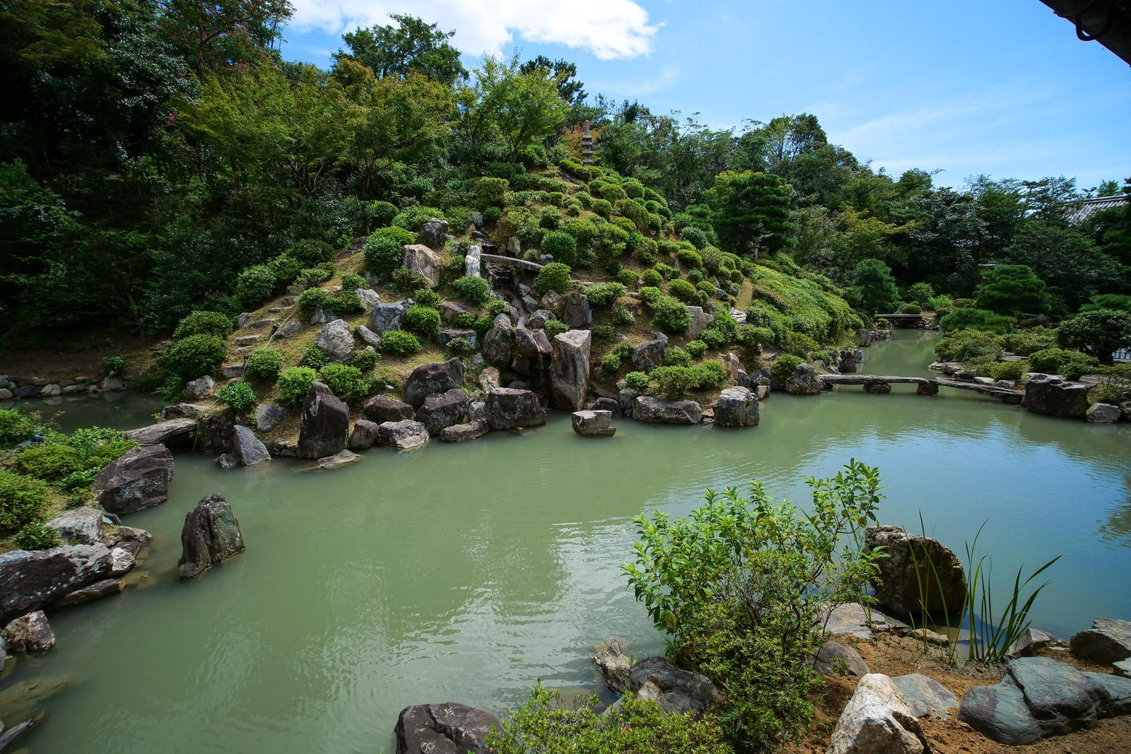智積院庭園